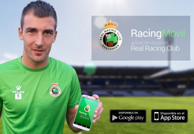 La APP oficial del Racing, ya disponible para iPhone y iPad