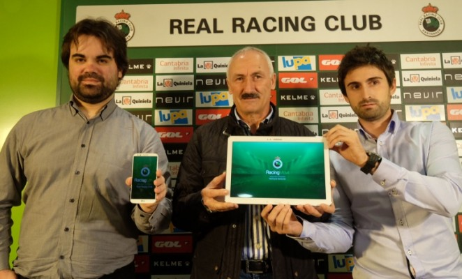 RacingMovil, la APP oficial del club, disponible en Google Play
